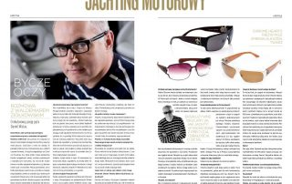 Artykuł Jachting Motorowy